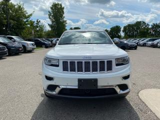 Used 2014 Jeep Grand Cherokee Summit for sale in London, ON