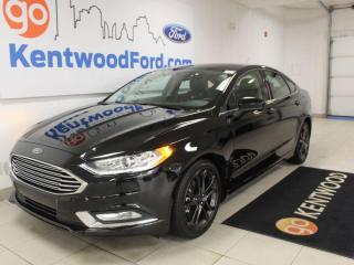 Used 2018 Ford Fusion SE for sale in Edmonton, AB