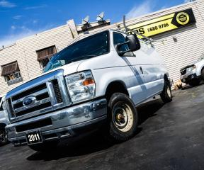 Used 2011 Ford Econoline FULL CARGO SHELVING + POWER OUTLETS! for sale in St. Catharines, ON
