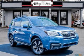 Used 2018 Subaru Forester TOURING W/EYESIGHT PKG for sale in Ancaster, ON