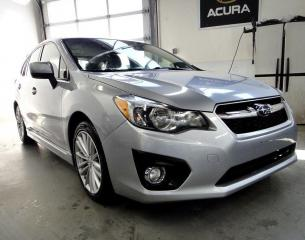 Used 2013 Subaru Impreza 2.0i w/Touring Pkg,DEALER MAINTAIN NO ACCIDENT for sale in North York, ON