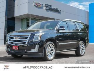 Used 2016 Cadillac Escalade Platinum PLATINUM EDITION, 22