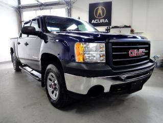 Used 2010 GMC Sierra 1500 4X4,CREW CAB ,ALL SERVICE RECORDS,NO ACCIDENT for sale in North York, ON