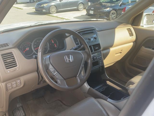 2008 Honda Pilot EX-L Photo5