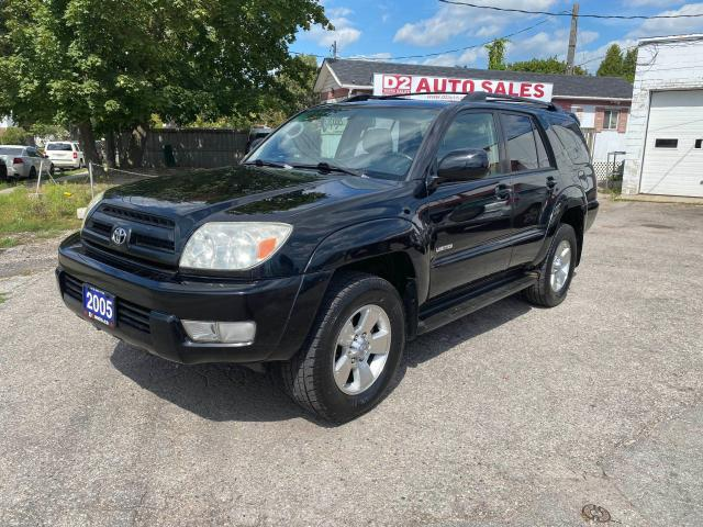 2005 Toyota 4Runner Limited/Leather/Roof/Htd Seats/AS IS Special