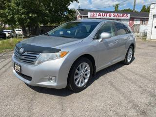 Used 2011 Toyota Venza Accident Free/Automatic/Bluetooth/Comes Certified for sale in Scarborough, ON