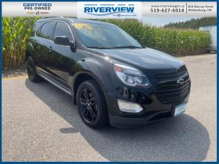 Used 2017 Chevrolet Equinox Remote Keyless Entry | Rear Vision Camera | Sirius XM Radio for sale in Wallaceburg, ON