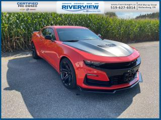 Used 2019 Chevrolet Camaro 2SS One Owner | OnStar | Teen Driver for sale in Wallaceburg, ON