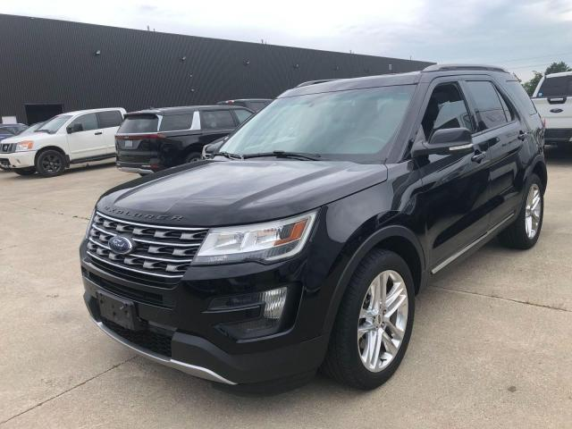 2016 Ford Explorer XLT 7PASS LEATHER 4X4 ROOF