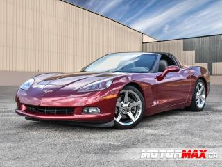 Used 2006 Chevrolet Corvette Coupe-SOLD SOLD for sale in Stoney Creek, ON