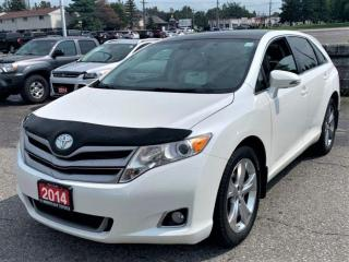 Used 2014 Toyota Venza XLE AWD Navi.Camera.Leather.PanoramicRoof for sale in Kitchener, ON