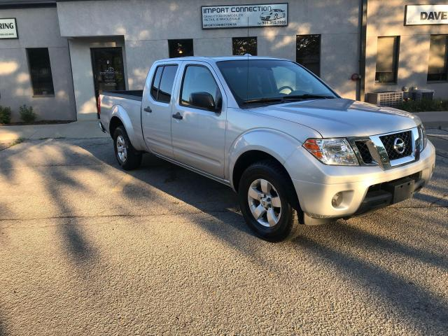 2013 Nissan Frontier SV AWD CREW CAB,BLUETOOTH,REMOTE START,CERTIFIED!!