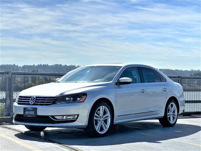 2013 Volkswagen Passat Highline TDI! $162.50 BW $0 DP 60 MO!