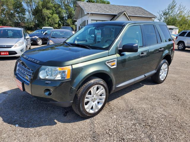 2008 Land Rover LR2 SE Nice Condition with Tan Leather
