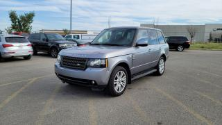 Used 2012 Land Rover Range Rover HSE    $0 DOWN - EVERYONE APPROVED!! for sale in Calgary, AB