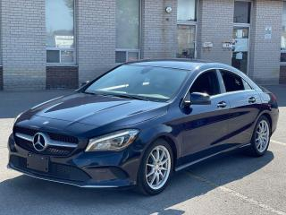 Used 2018 Mercedes-Benz CLA-Class CLA 250 AWD NAVIGATION/CAMERA/LEATHER for sale in North York, ON