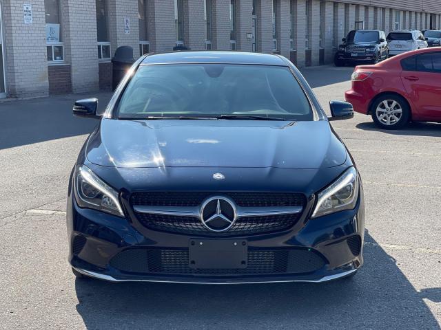 2018 Mercedes-Benz CLA-Class CLA 250 AWD NAVIGATION/CAMERA/LEATHER Photo2