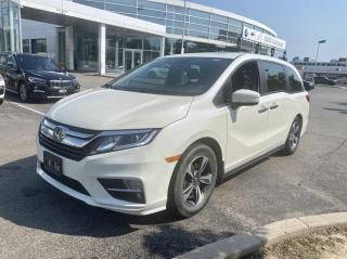 Used 2018 Honda Odyssey EX-L Navigation/Sunroof/Leather/8Pass for sale in North York, ON