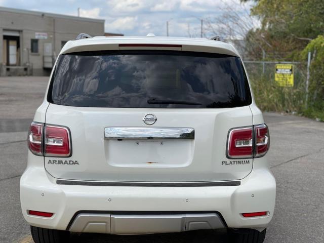 2017 Nissan Armada Platinum  Navigation/Sunroof/Camera/7 Passenger Photo6