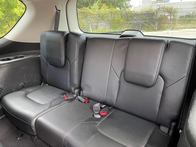 2017 Nissan Armada Platinum  Navigation/Sunroof/Camera/7 Passenger Photo8