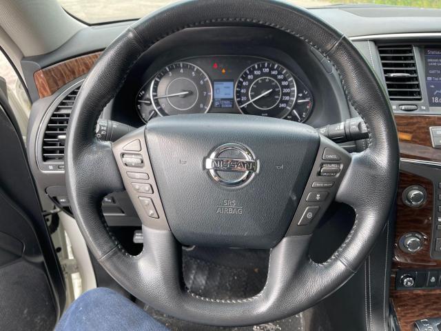 2017 Nissan Armada Platinum  Navigation/Sunroof/Camera/7 Passenger Photo16