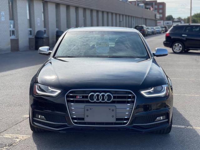 2014 Audi S4 Technik Navigation/Sunroof/Camera Photo2