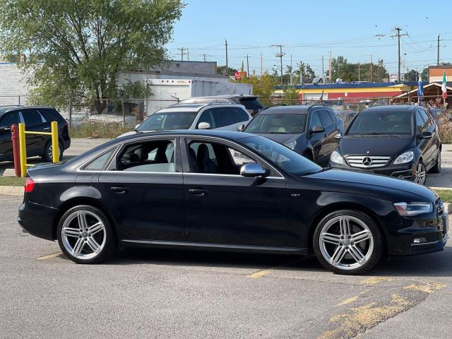 2014 Audi S4 Technik Navigation/Sunroof/Camera Photo4