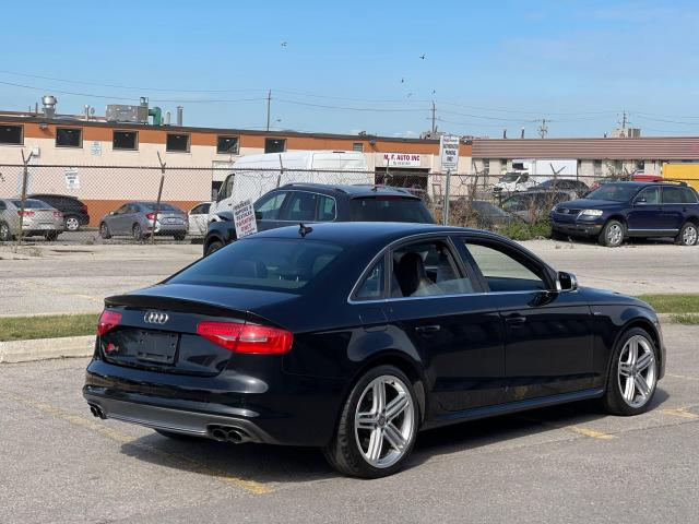 2014 Audi S4 Technik Navigation/Sunroof/Camera Photo5