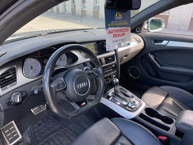2014 Audi S4 Technik Navigation/Sunroof/Camera Photo11
