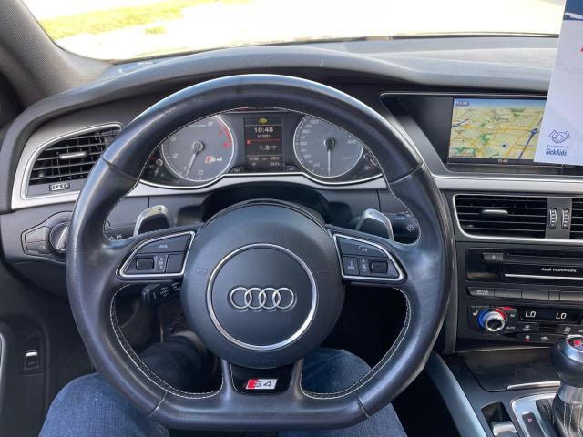 2014 Audi S4 Technik Navigation/Sunroof/Camera Photo14