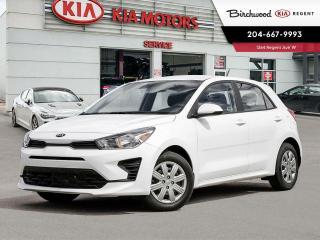 New 2021 Kia Rio LX+ *Android Auto! Apple CarPlay! for sale in Winnipeg, MB