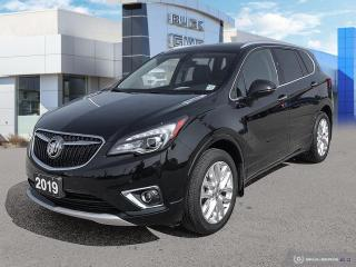 Used 2019 Buick Envision Premium II AWD | Leather | Sunroof | Navigation for sale in Winnipeg, MB