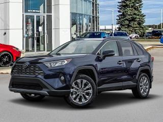 New 2021 Toyota RAV4 LIMITED AWD for sale in Winnipeg, MB