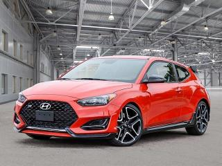 New 2022 Hyundai Veloster N for sale in Toronto, ON