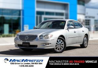Used 2009 Buick Allure CXL for sale in London, ON