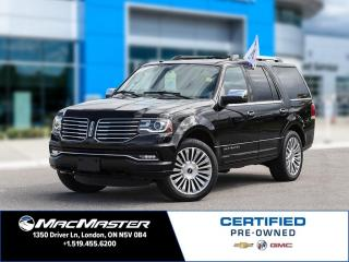 Used 2017 Lincoln Navigator Reserve for sale in London, ON