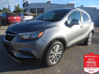 Used 2019 Buick Encore FWD 4dr Preferred - Camera/Bluetooth/Remote Start for sale in Winnipeg, MB