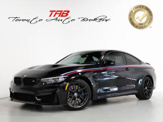 Used 2019 BMW M4 CS COUPE I 454HP I CARBON FIBRE I COMING SOON for sale in Vaughan, ON
