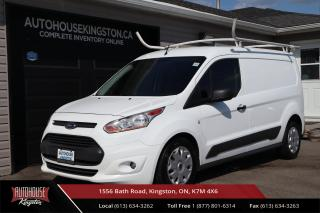 Used 2017 Ford Transit Connect XLT BACK UP CAM - ROOF RACK for sale in Kingston, ON