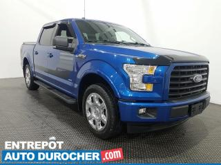 Used 2017 Ford F-150 ÉCOBOOST 4X4 Caméra de recul - Climatiseur for sale in Laval, QC