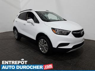 Used 2019 Buick Encore Preferred Turbo AWD Caméra de recul - Climatiseur for sale in Laval, QC