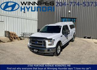 Used 2017 Ford F-150 XLT - Power tailgate, SYNC Voice recognition for sale in Winnipeg, MB