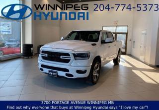 Used 2020 RAM 1500 SPORT - Heated seats, Heated steering wheel for sale in Winnipeg, MB