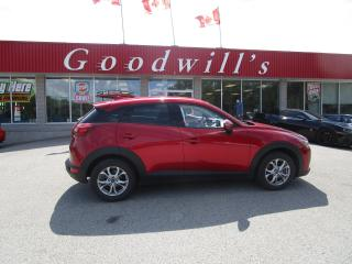 Used 2019 Mazda CX-3 LOW KM'S! HEATED SEATS AND STEERING! for sale in Aylmer, ON