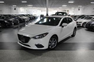 Used 2014 Mazda MAZDA3 GX-SKY NO ACCIDENTS I PUSH START I POWER OPTIONS I KEYLESS for sale in Mississauga, ON