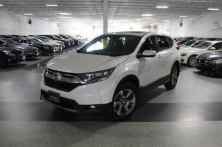 Used 2018 Honda CR-V EX-L I LEATHER I SUNROOF I REAR CAMERA I CARPLAY I LANEWATCH for sale in Mississauga, ON