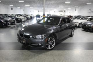 Used 2017 BMW 3 Series 330i XDRIVE I SPORT I NAVIGATION I SUNROOF I REAR CAM for sale in Mississauga, ON