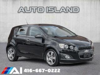 Used 2012 Chevrolet Sonic LT**HATCHBACK**AUTOMATIC for sale in North York, ON