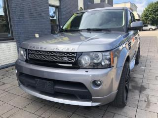 Used 2013 Land Rover Range Rover Sport 4WD Supercharged for sale in Nobleton, ON