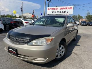 Used 2003 Toyota Camry LE V6 All Power/Keyless/Cruise/Trace Speacial. for sale in Mississauga, ON